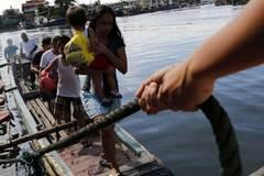 Philippines cuống cuồng chạy siêu bão Melor