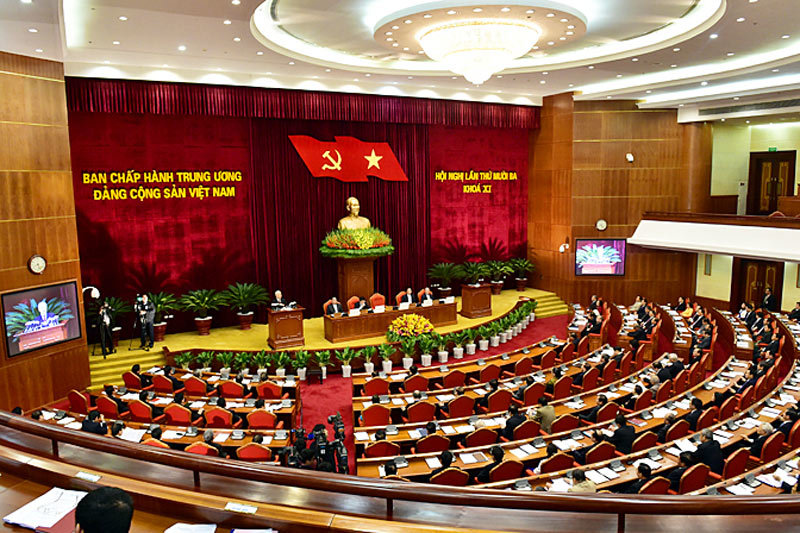 Hoàn chỉnh quy chế bầu cử đại hội 12