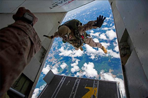 Bộ ảnh lột tả sức mạnh của quân đội Mỹ