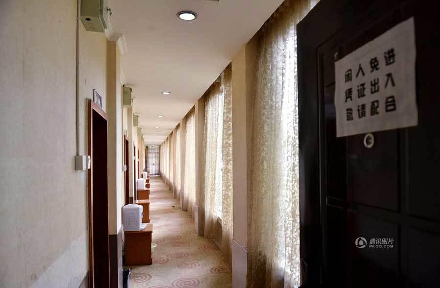 Trung Quốc, quan tham, tạm giam, nhà khách, tiêu chuẩn, luật sư, thẩm vấn, nghi phạm, thoải mái