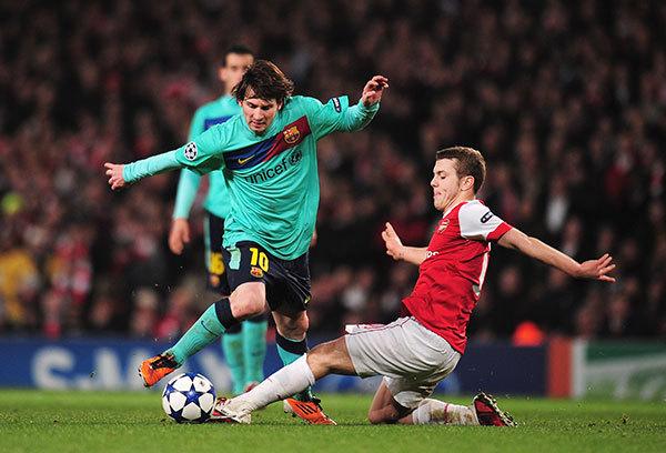 bốc thăm, Champions League, Barca, Arsenal, Chelsea, Messi, Mourinho, Wenger, Benitez, Enrique