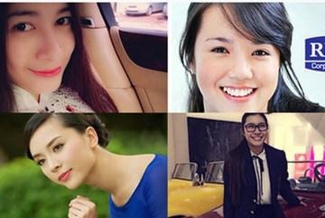 5 nữ đại gia 9X xinh như hoa khiến thiếu gia Việt kiêng nể