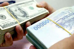 USD tăng kịch trần: Nỗi lo cuối năm lại đến