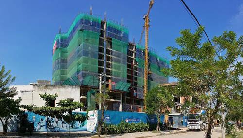 căn hộ cao cấp, thị trường bất động sản TP.HCM, bong bóng bất động sản, chung cư giá 1 tỷ đồng