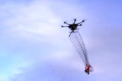Xem cảnh sát Nhật đối phó với vấn nạn flycam