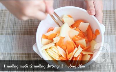 Cùng cô gái 8x Sài Gòn học làm bún chả thịt nướng kiểu Hà Nội thật ngon