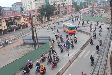 """Hà Nội sẽ thông xe """"đường cong mềm mại"""" trước Tết Nguyên đán"""
