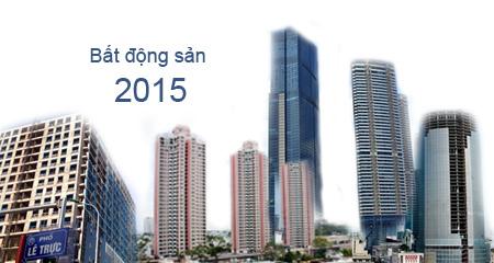 Vận hạn BĐS 2015: Biệt phủ đập bỏ,  rao bán cao ốc trả nợ