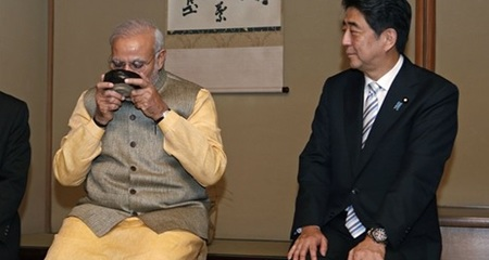 Thúc đẩy hợp tác hạt nhân Nhật Bản - Ấn Độ
