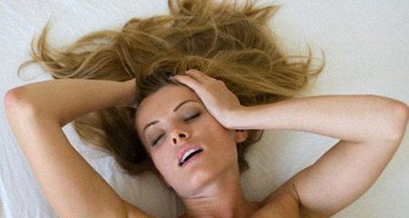 Phát hiện kinh ngạc về chuyện 'lên đỉnh' trong khi ngủ