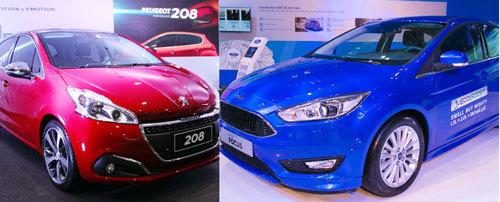 Mỗi ngày 1 mẫu mới, ôtô giảm giá 100 triệu