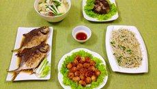 5 món ngon cho bữa cơm hấp dẫn