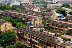 Sẽ cưỡng chế các chung cư cũ không chịu di dời