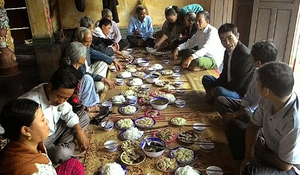người Việt, đoàn kết, tình thân, họ hàng, văn hóa, cư xử