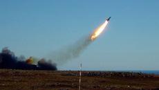 Tên lửa hành trình Nga rơi trúng nhà dân