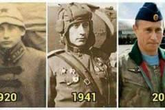 Những 'hình ảnh bất tử của Putin'