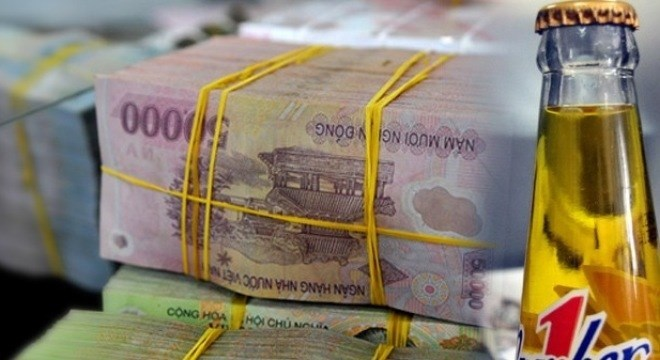 con ruồi, Tân Hiệp Phát, truy tố, cưỡng đoạt tài sản, chai nước ngọt có ruồi, Tiền Giang. xét xử