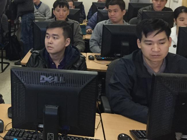 Tập huấn, nâng cao kỹ năng ứng cứu sự cố quốc gia