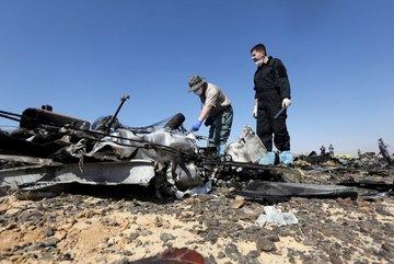 Vì sao Ai Cập phủ nhận máy bay Nga bị khủng bố?