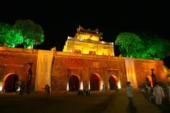 Tìm ký ức Hà Nội tại Hoàng Thành Thăng Long