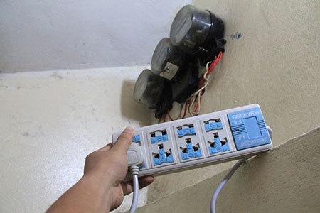 Bóc mẽ thiết bị khiến công tơ điện chạy... rùa bò