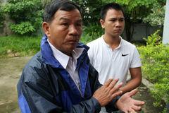 Đà Nẵng: Nổ súng trấn áp nhóm chém người tại tòa