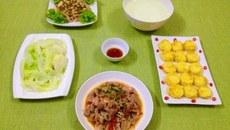 Bữa cơm quen và vẫn ngon