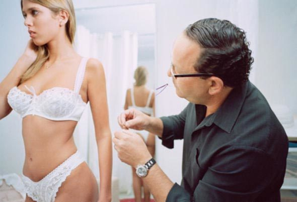 Ứng dụng giúp phụ nữ đo chính xác kích cỡ 'núi đôi'