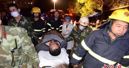 Nổ lớn ở Trung Quốc, 7 người chết