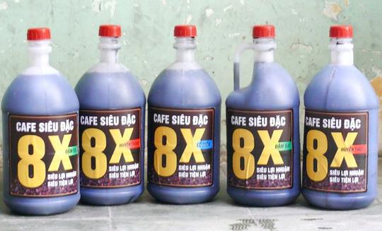 Cafe siêu đặc, cà phê, đóng can, thị trường, hóa chất, bán dạo, bắp rang, Cafe-siêu-đặc, cà-phê, đóng-can, thị-trường, hóa-chất, bán-dạo, bắp-rang,