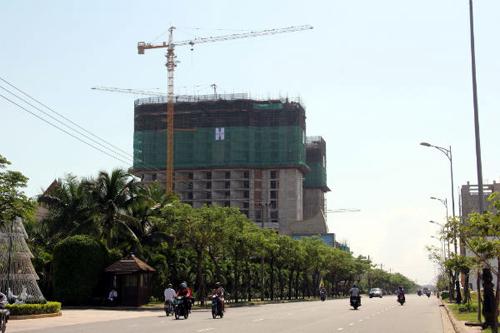 Đà Nẵng: Đổ xô thu gom đất ở 'khu vực nhạy cảm'