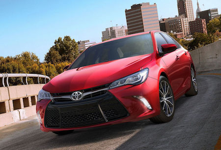 10 mẫu xe ô tô mới tầm trung đáng mua trong năm 2016