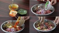 Cách nấu bò kho bằng nồi cơm điện ngon tuyệt