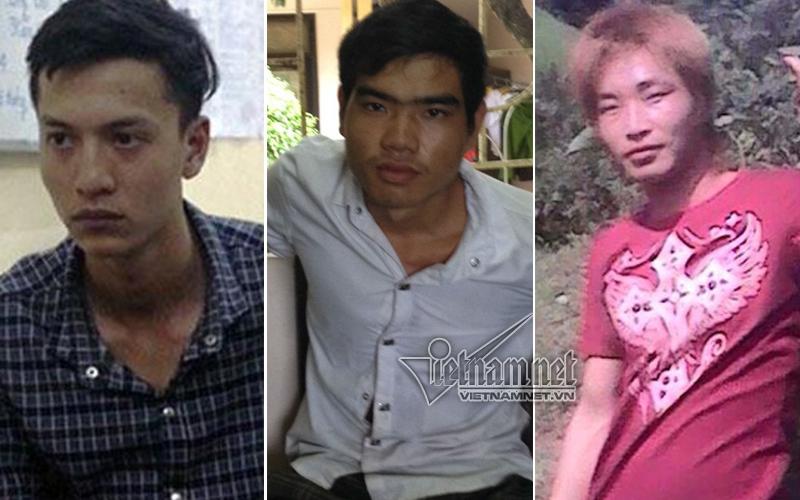 thảm án, giết người, Nguyễn Hải Dương, Lê Văn Luyện, Vi Văn Hai, tội ác