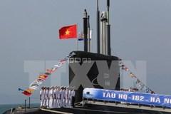 Tàu ngầm kilo thứ 5 lên đường về VN