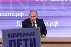 """Putin """"thách"""" Thổ Nhĩ Kỳ vi phạm không phận Syria"""