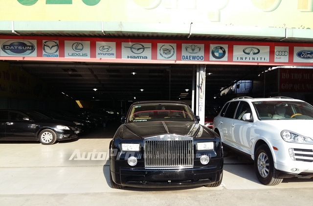 Rolls-Royce Phantom, chợ ô tô, ôtô cũ, buôn-bán, xe sang, Rolls-Royce-Phantom, chợ-ôtô, buôn-bán, xe-sang