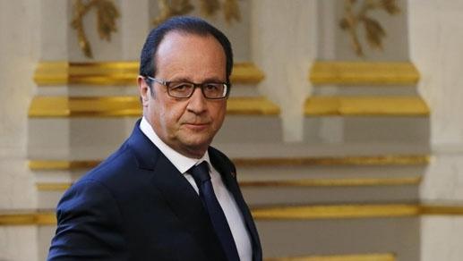tấn công khủng bố Paris, tổng thống Pháp