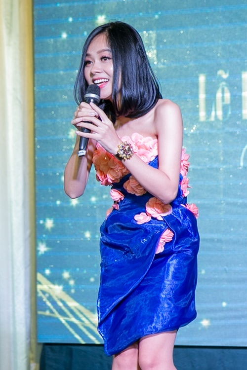 Hoàng Quyên, Thảo Trang sôi động chúc mừng ngày kỉ niệm báo Vietnamnet