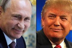 Putin khen hết lời ứng viên TT Mỹ Donald Trump