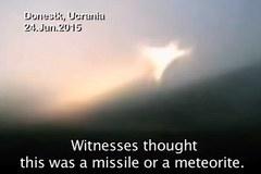 Bí ẩn vùng sáng kỳ lạ trên bầu trời Ukraina