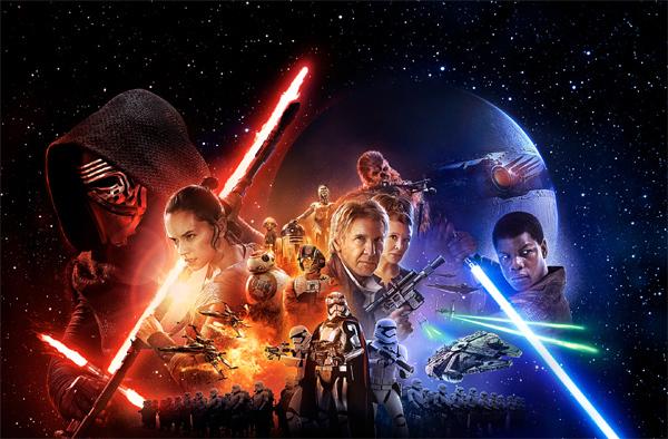 Quà tặng từ phim 'Star Wars: The Force Awakens'