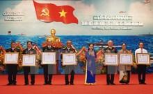 Phong tặng 7 Anh hùng lực lượng vũ trang nhân dân