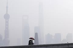 Bắc Kinh lại báo động đỏ ô nhiễm siêu bụi