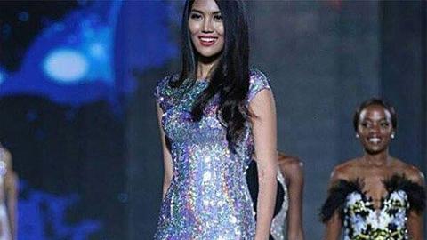 Lan Khuê vào Top 11 tại Miss World 2015