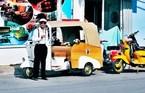 Dân chơi xế độc Sài Gòn: Một đời nghiện khói Vespa