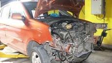 """Bí quyết mua ôtô cũ: """"Đọc vị"""" xe phục chế sau tai nạn"""