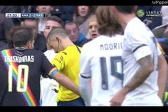 Quay chậm quả 11m gây tranh cãi của sao Real Madrid