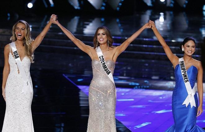 Phạm Hương, Philippines đăng quang Hoa hậu Hoàn vũ 2015, Hoa hậu Hoàn vũ