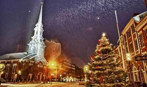 Giáng sinh, lễ hội, Xmas, Santa Claus, ông già Noel, Noel, ông già tuyết